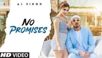 No Promises Lyrics - AJ Singh | Enzo