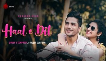 Haal E Dil Lyrics - Sundeep Gosswami | Ayaan Khan, Vedika Mehta