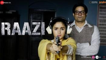 Raazi (Title Track) Lyrics - Raazi | Alia Bhatt, Vicky Kaushal, Arijit Singh
