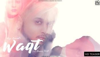 Waqt Lyrics - Oye Kunaal | Kristina Patel
