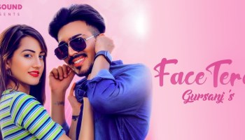 Face Tera Lyrics - Gursanj | Mr & Mrs Narula