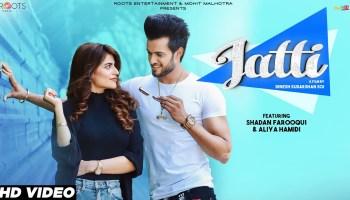 Jatti Lyrics - Ajay Tarikka | Shadan Farooqui, Aliya Hamidi