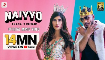 Naiyyo Lyrics - Raftaar | Akasa, Shivam Bhaargava