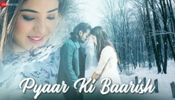 Pyaar Ki Baarish Lyrics - Sachin Kankerwal | Silky