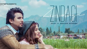 Zindagi Lyrics - Akay | Mahira Sharma