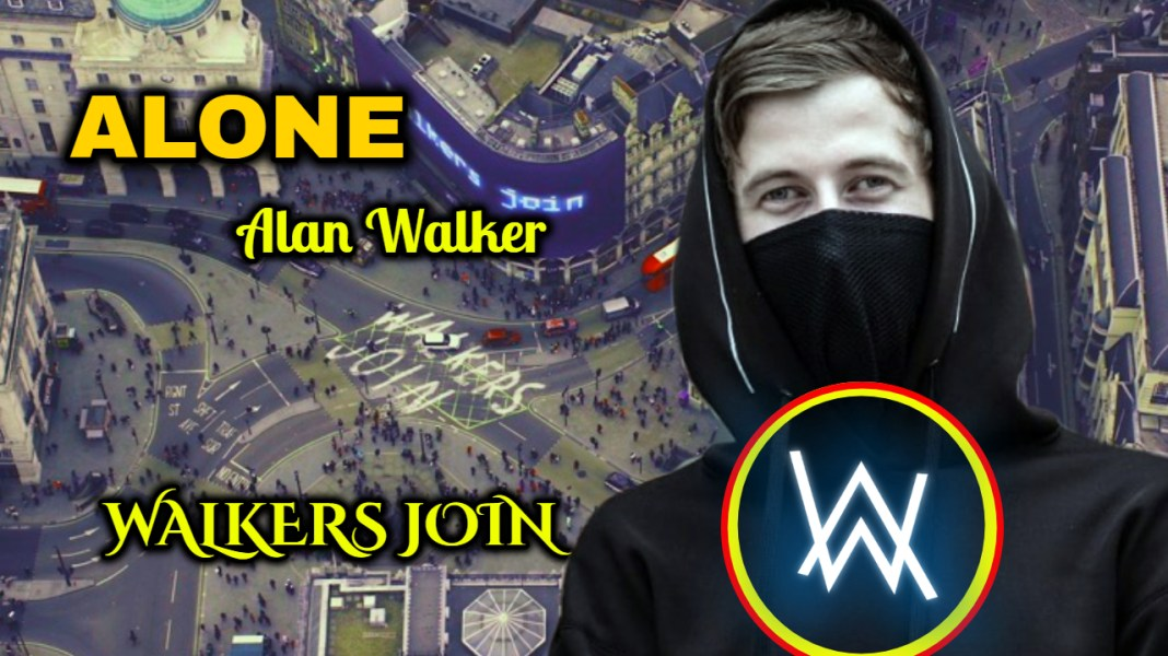 Alone - Alan Walker Lyrics | LyricsOverA2z.com