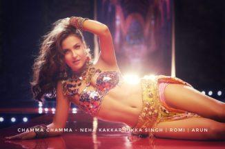 Chamma Chamma Lyrics - Neha Kakkar | Romi | Arun | Ikka Singh