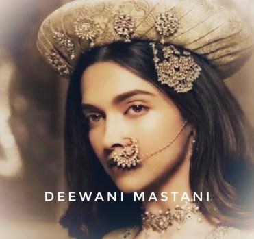 Deewani Mastani Lyrics - Bajirao Mastani