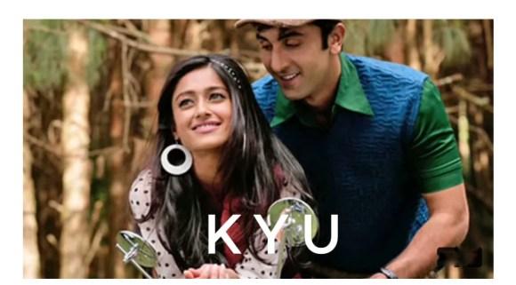 Kyon Lyrics - Barfi | Papon | Sunidhi Chauhan