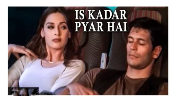 Is Kadar Pyar Hai Lyrics - Sonu Nigam