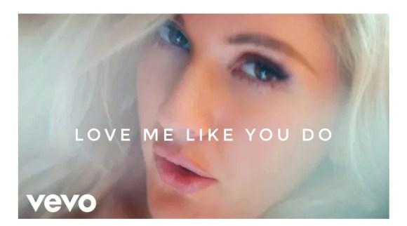 Love Me Like You Do Lyrics - Ellie Goulding