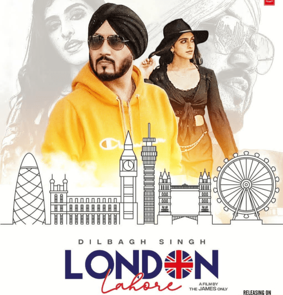 London Lahore Lyrics - Dilbagh Singh
