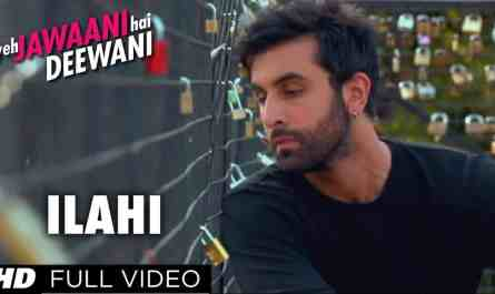 Ilahi Lyrics in Hindi