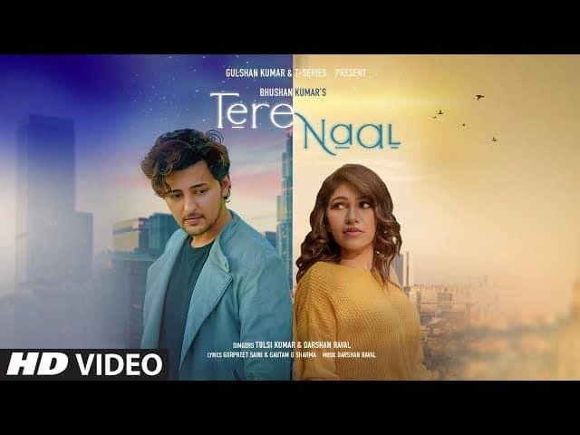 mainu tere naal lyrics | Tulsi Kumar | Gurpreet | lyricsplzz.com