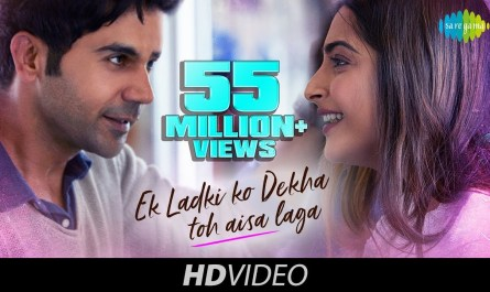 ek ladki ko dekha to aisa laga lyrics in english
