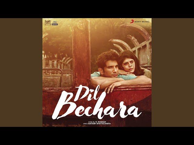 tum na hue mere to kya lyrics | Sushant Singh Rajput last movie