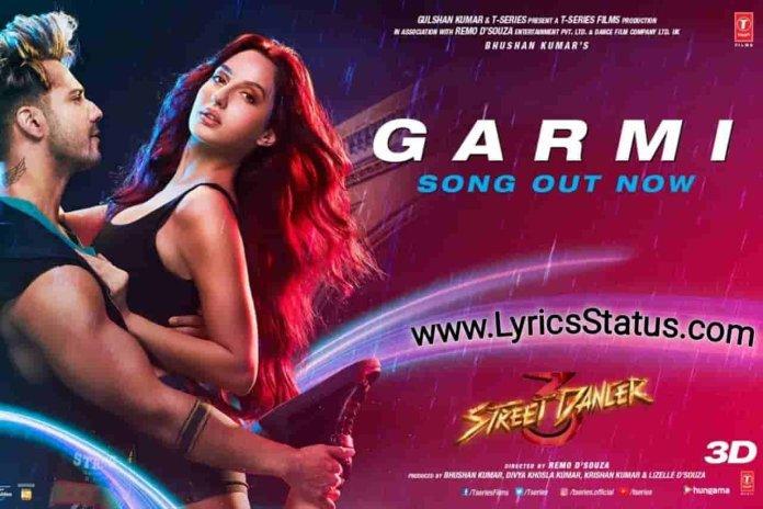 BadshahNeha kakkar Haaye Garmi Song Lyrics status download