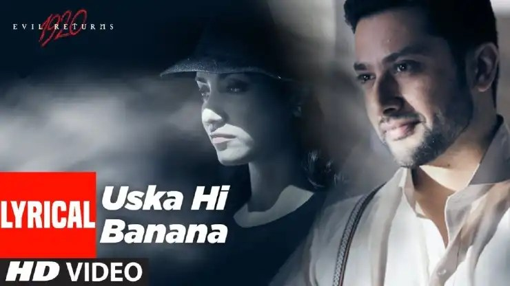 Uska Hi Bana Lyrics