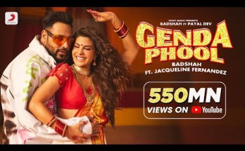 Genda Phool Lyrics- Badshah & Payal Dev