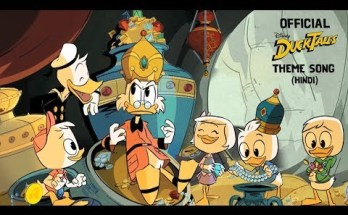 Duck Tales Theme Song Lyrics