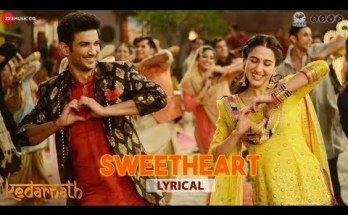 Sweetheart Lyrics - Dev Negi