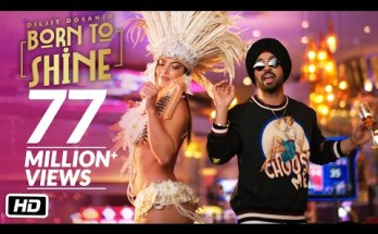 Born To Shine Lyrics - Diljit Dosanjh |G.O.A.T
