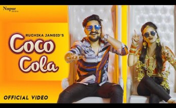 Coco Cola Lyrics - Ruchika Jangid