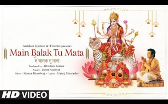 Main Balak Tu Mata Lyrics - Jubin Nautiyal