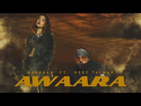 AWAARA Lyrics - BADSHAH FT. REET TALWAR