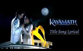 KayamathTitle Song - Star Plus