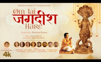 Om Jai Jagdish Hare Aarti Lyrics