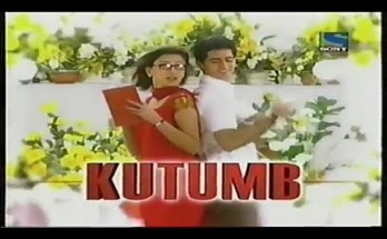 Kutumb Serial Title Song lyrics - Sony Entertainment (2001)