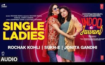 Single Ladies Lyrics - Indoo Ki Jawani | Rochak Kohli