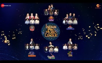Indian Pro Music League Anthem Lyrics - Sajid Wajid | Zee TV | IPML
