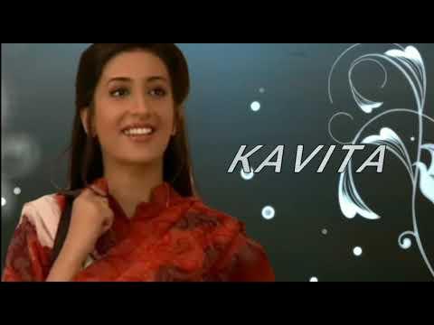 Kavita TV Serial Title Song Lyrics (2000) -Doordarshan DD Metro | 9 Gold | Star Plus