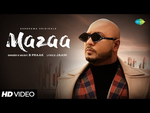 MAZAA Lyrics - B Praak