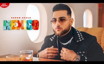 Mexico lyrics - Karan Aujla Ft. Mahira Sharma