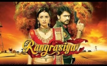 Rangrasiya Title Song Lyrics - Colors TV (2013)