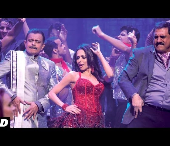 Anarkali Disco Chali Lyrics