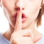 Qual o significado do seu silêncio?