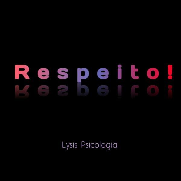 Seja gentil com você mesmo, respeite-se!