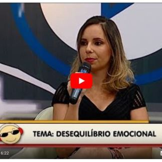Desequilíbrio Emocional - Psicóloga Aline Lisboa - RIT TV