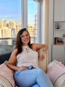 Psicóloga Aline Lisboa
