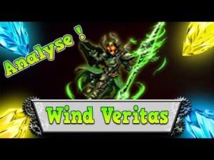 ffbe review veritas of the heaven, veritas du vent, spear mastery