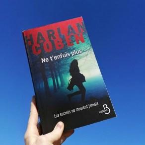 Ne t'enfuis plus d'Harlan Coben - chronique par Lyvia Palay