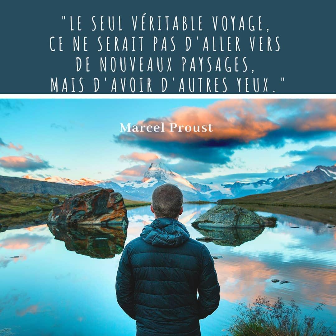 Citation de Marcel Proust