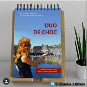 Retour de lecture de Elle aime les livres de Duo de choc