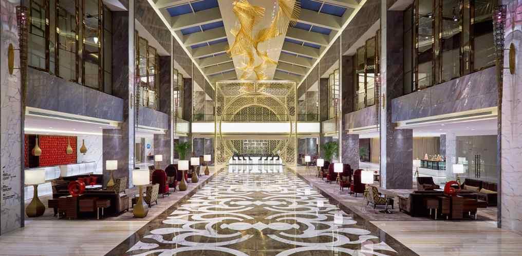 Hotel Meliá en Xian