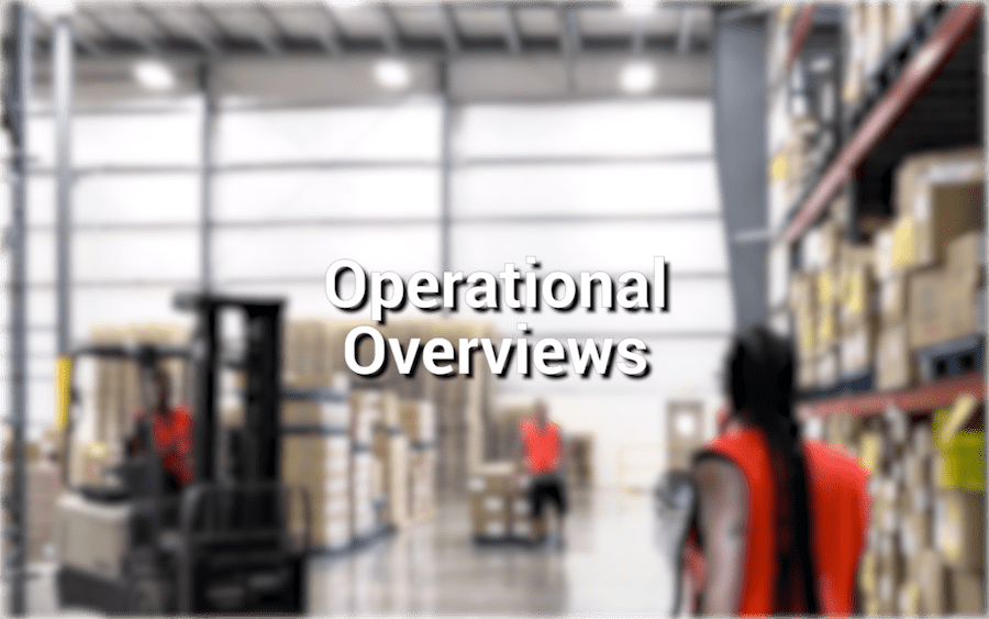 Operational Overviews