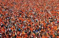 شاهد امستردام ساحة الدام في رأس السنة 2017 فيديو 360 درجة ✅